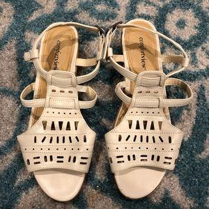 Comfortview Open Toed Sandals